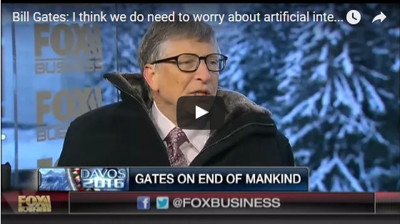 Why Bill Gates said we need to worry about Artificial Intelligence
